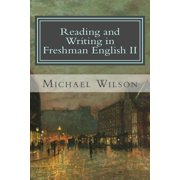 Reading and Writing in Freshman English II - eBook