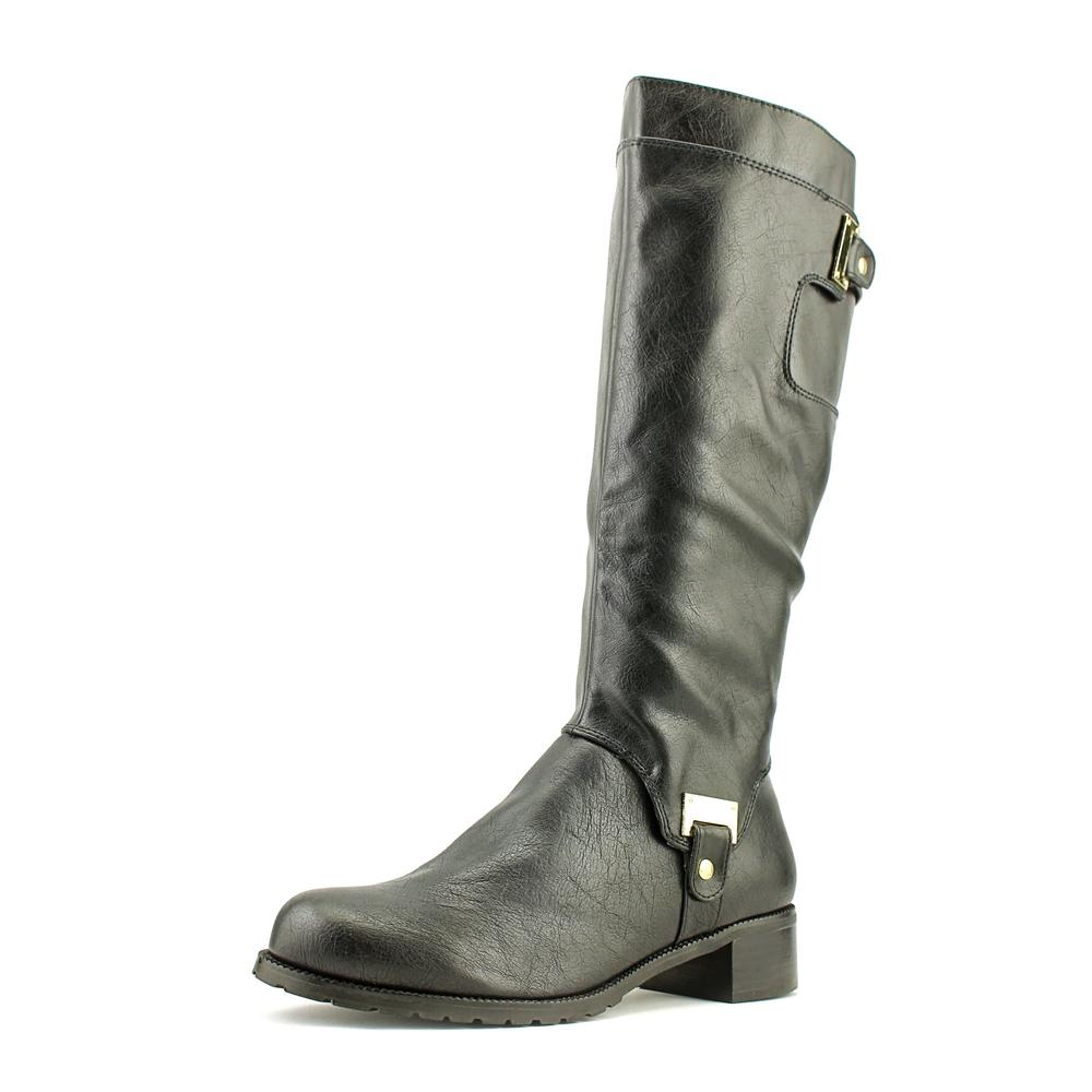 Bella Vita Anya II Round Toe Synthetic Knee High Boot by Bella Vita