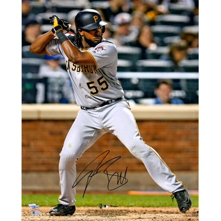 Josh Bell Pittsburgh Pirates Autographed 16