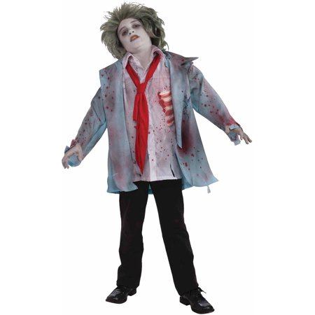 Zombie Boy Child Halloween Costume - Halloween Zombie Costumes Cheap