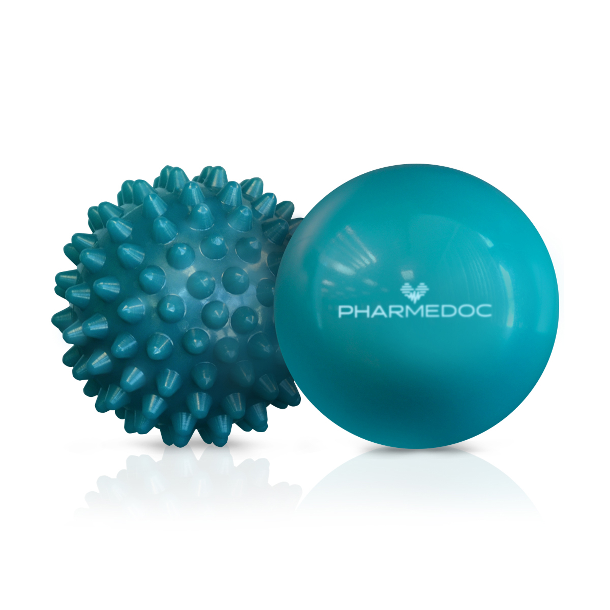 PharMeDoc Massage Therapy Ball Set - Deep Tissue, Pressure, Trigger Point