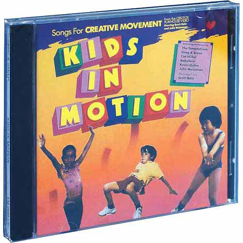 Youngheart Music CD, Kids in Motion