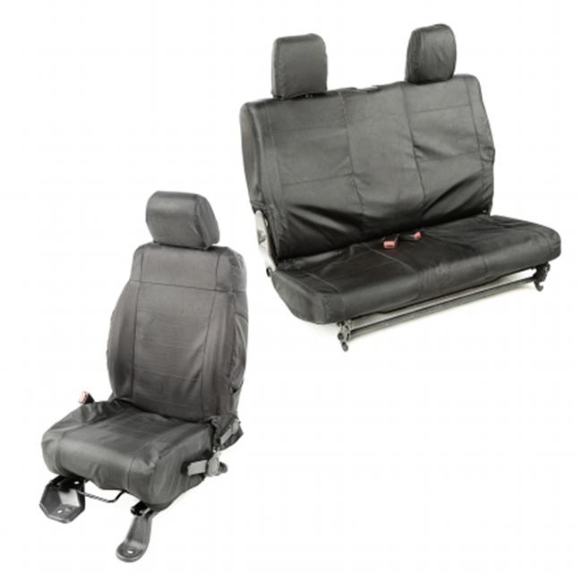 2 Door Ballistic Seat Cover Set for 11-16 Jeep Wrangler JK - image 1 of 1