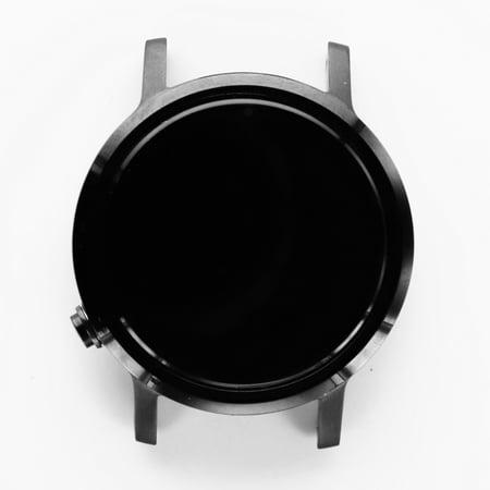 Gen Housing - OEM Motorola Moto360 2nd Gen Replacement Part LCD Screen and Housing- Black (Refurbished)