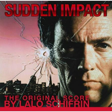 Sudden Impact (Score) / O.S.T. - Impact Cd