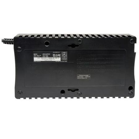 Tripp Lite INTERNET550U 550VA 300W UPS Desktop Battery Back Up Compact 120V USB RJ11 PC, 8 Outlets