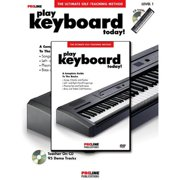 Proline Play Keyboard Today! (Book/DVD Pack)