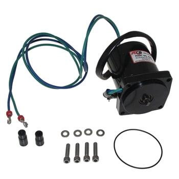 Including Motor - Trim Motor 2 Wire 4 Bolt Evinrude 70-130hp E-tec 05-09 Includes O-ring Pro #: 6247 X-Ref #: 5006319 5006319
