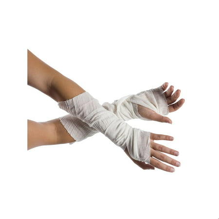 Universal Monsters The Mummy Gauze Halloween Costume - Mummy Cartoon Halloween