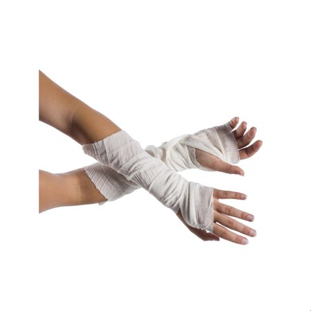 Universal Monsters The Mummy Gauze Halloween Costume Accessory](Mummy Halloween Costume)