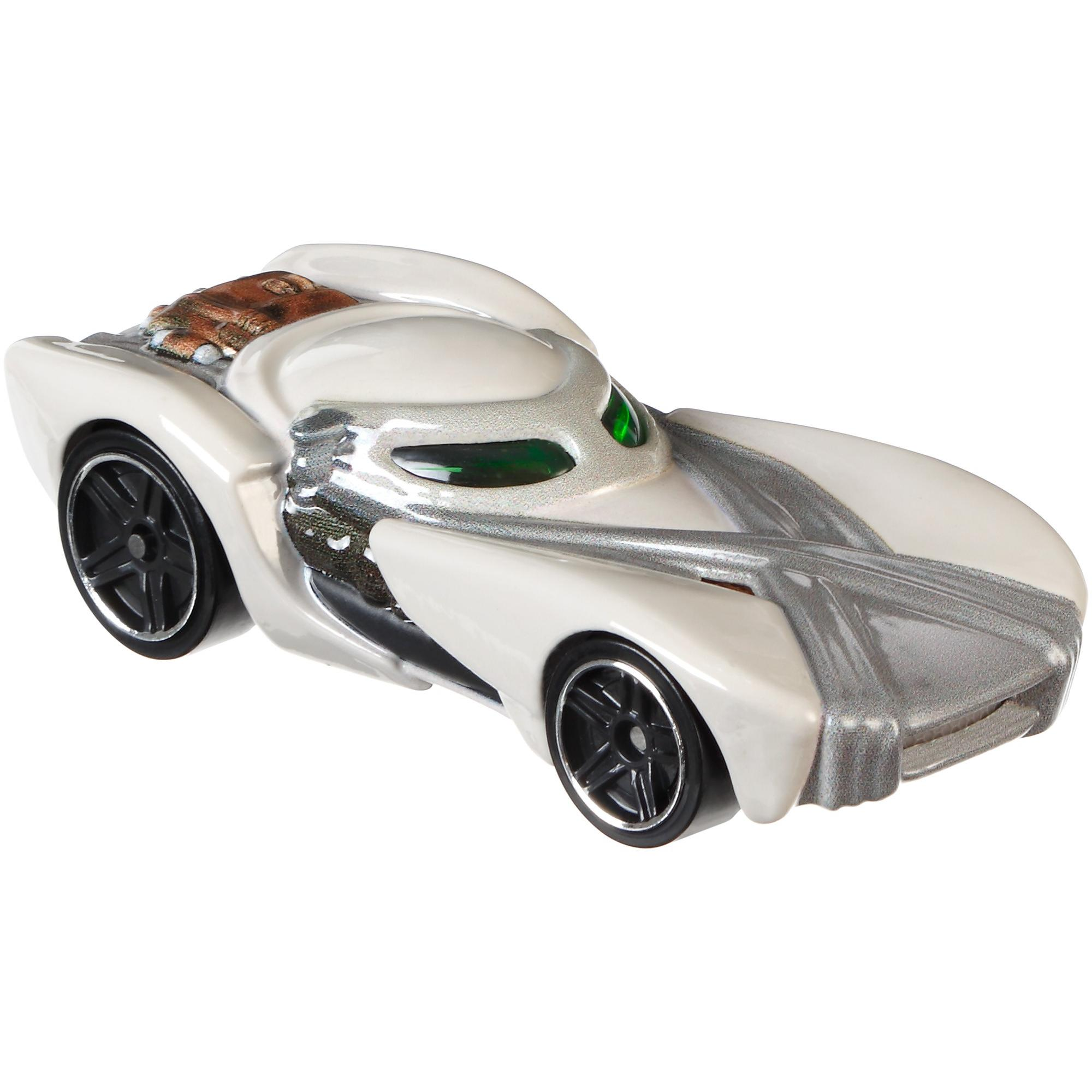 Hot Wheels Star Wars Rey Character Car