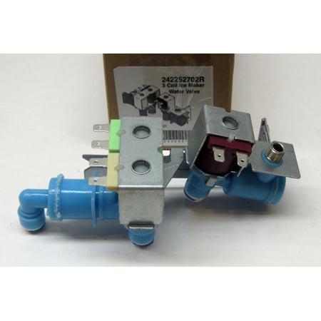Refrigerator Water Valve for Electrolux Frigidaire 242252702 AP5671757 -