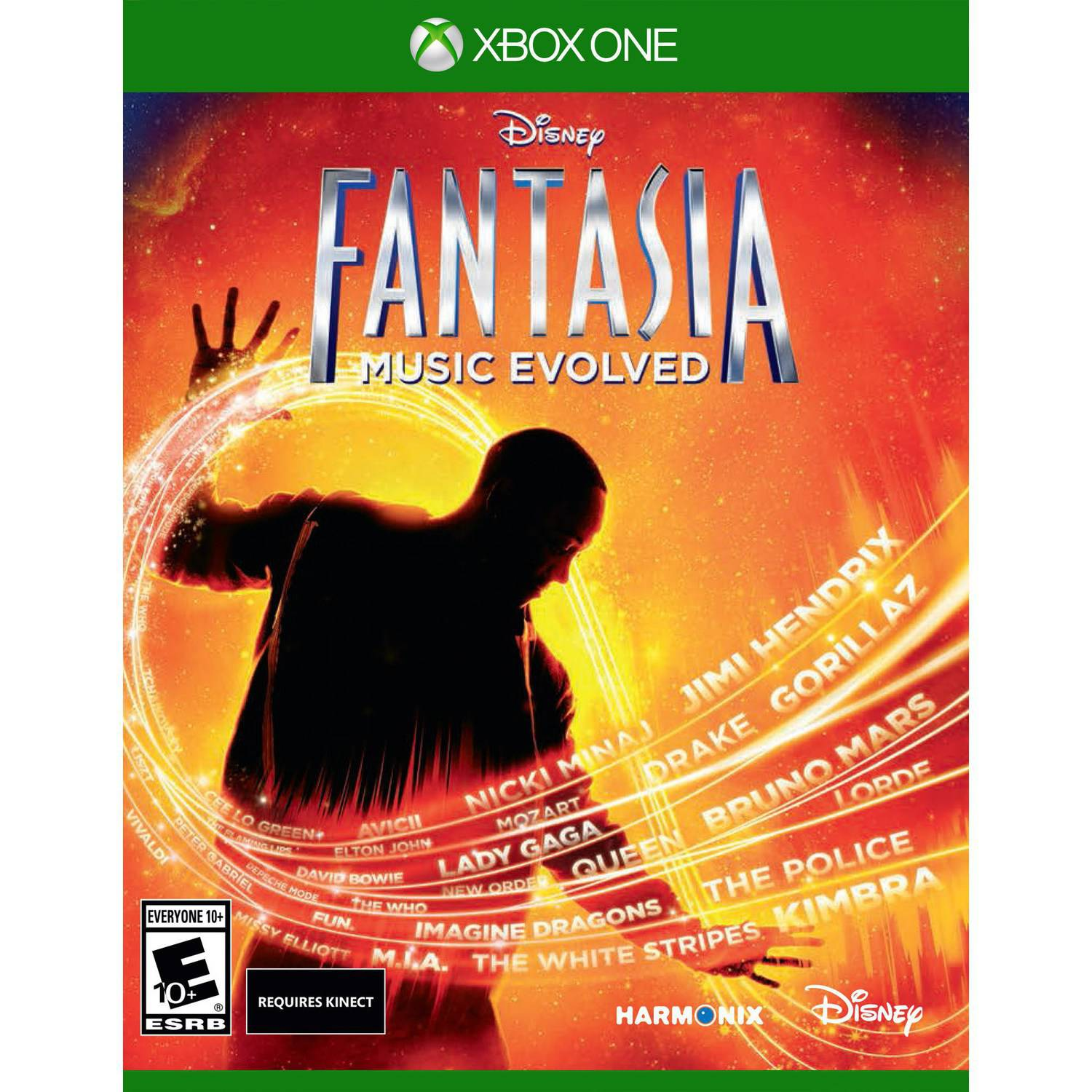 Fantasia: Music Evolved (Xbox One) - Pre-Owned