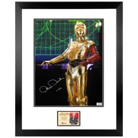 Anthony Daniels Autographed Star Wars: The Force Awakens C-3PO 11x14 Framed Photo
