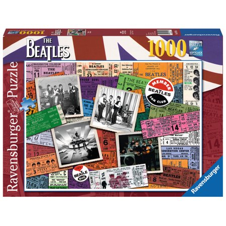 Ravensburger The Beatles - Tickets: 1000 Pcs