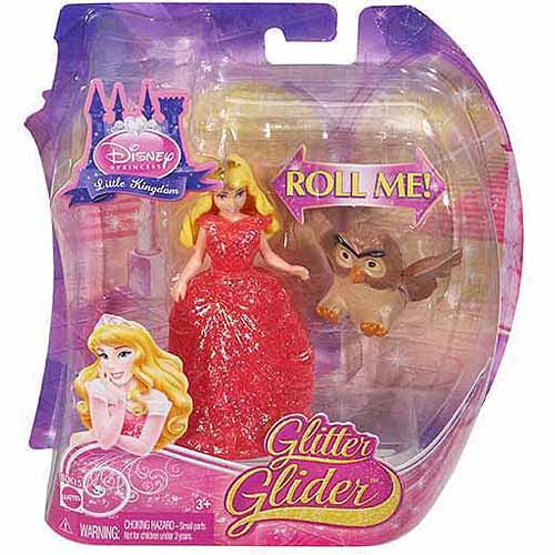 Disney Princess Glitter Gliding Princess Sleeping Beauty by Mattel
