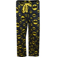 Underboss Men's DC Comics Batman Bat Signal Lounge Pant
