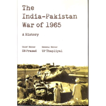 The India Pakistan War of 1965 - eBook (Role Of Pakistan Air Force In 1965 War)