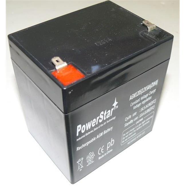 UPG UB1250 Sealed Lead Acid Battery