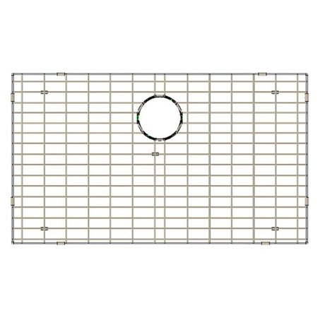 Yosemite Home Decor Stainless Steel 31'' W x 18'' D Sink Grid