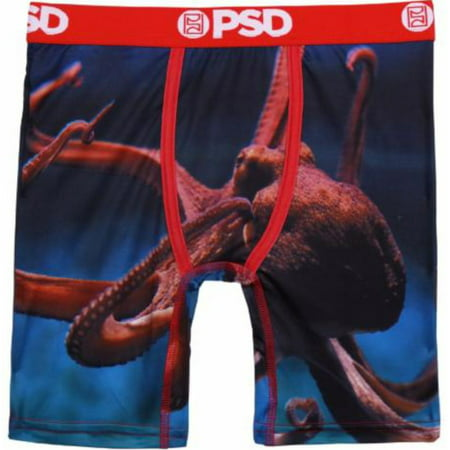 PSD Youth (Boys) Boxer Brief - Octopus - (M)