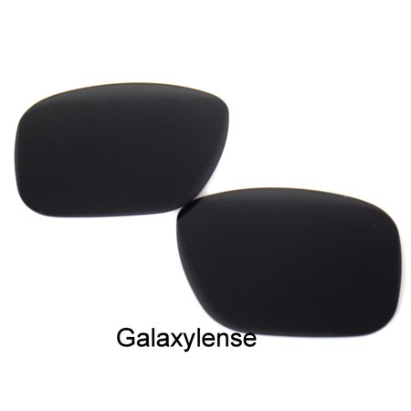 Galaxy Replacement Lenses For-Oakley Mainlink BLACK Polarized (Mainlink Polarized)