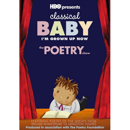 Classical Baby: The Poetry Show (DVD)