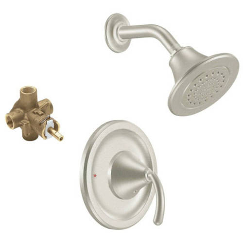Moen Ksic-p-ts2142epbn Icon Shower Faucet, Available in Various Colors