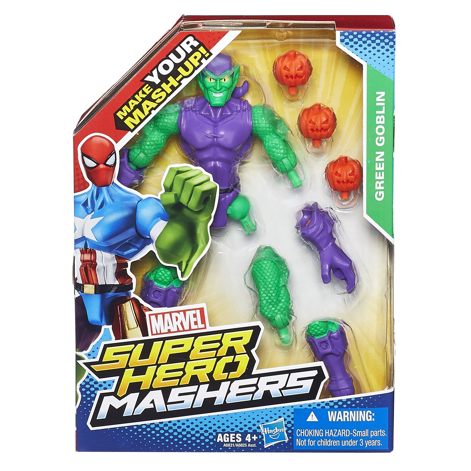 Marvel Comics Avengers Hb Green Goblin - Walmart.com