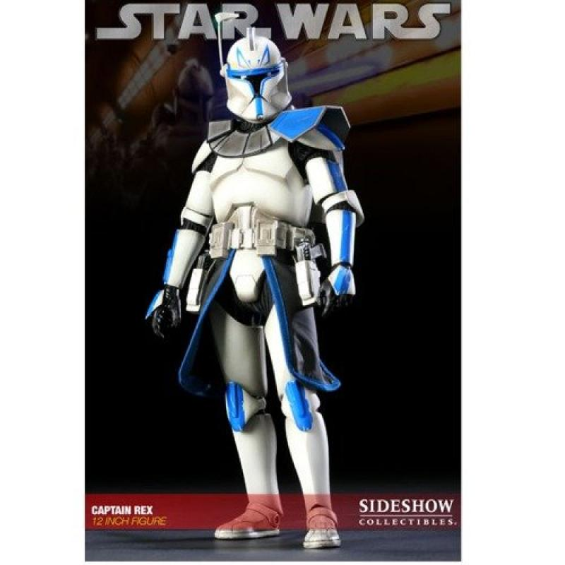 "Militaries of Star Wars Captain Rex 12"" action figure Sideshow"