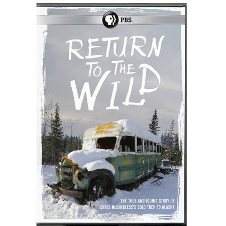 Return To The Wild  The Chris Mccandless Story  Widescreen