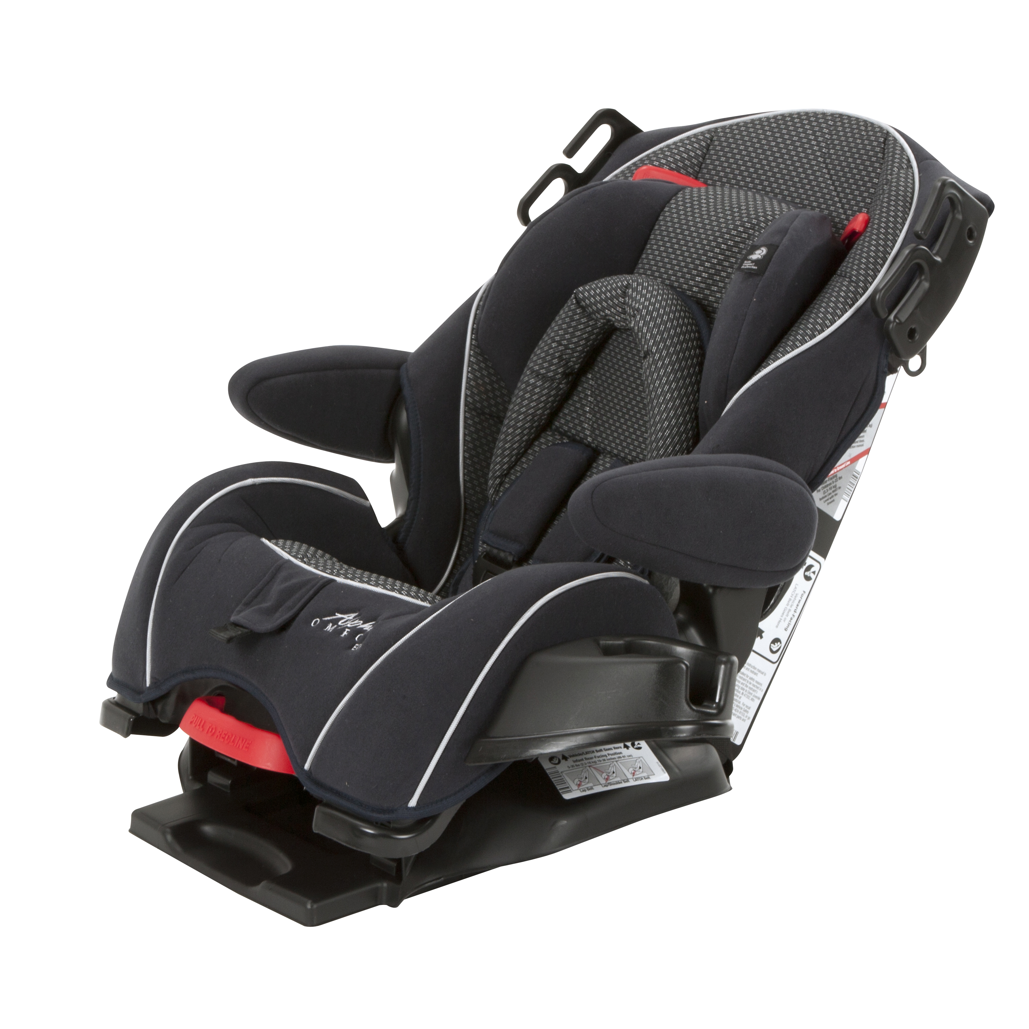 Safety 1st Alpha Omega Elite Convertible 3 In 1 Kids Car Seat Quartz Used