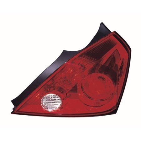 - Go-Parts » 2008 - 2013 Nissan Altima Rear Tail Light Lamp Assembly / Lens / Cover - Right (Passenger) Side - (2 Door; Coupe) 26550-JB100 NI2801179 Replacement For Nissan Altima