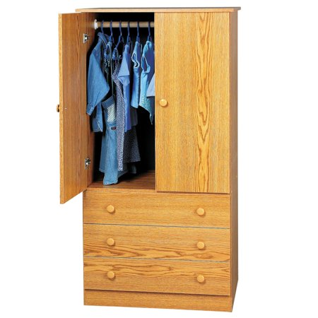 Prepac Edenvale Bedroom Wardrobe Armoire