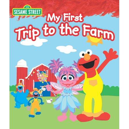 My First Trip to the Farm (Sesame Street Series) -