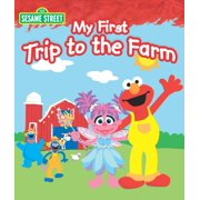 My First Trip to the Farm (Sesame Street Series) - eBook
