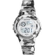 Women's Sport Countertop Camouflage Watch, Resin Band