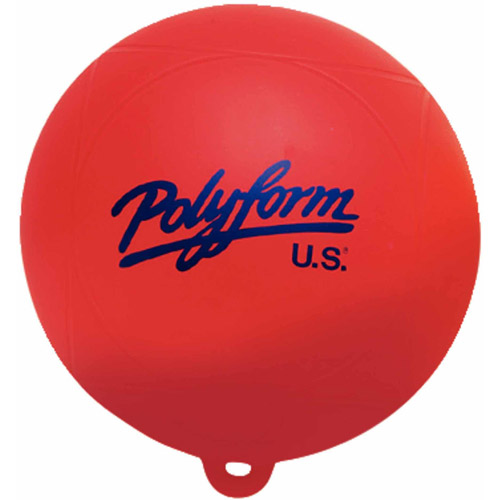 "Polyform Water Ski Marker Buoy, 9"" Diameter by Polyform"