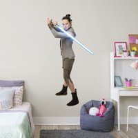Fathead Rey - Star Wars: The Last Jedi - Life-Size Officially Licensed Star Wars Removable Wall Decal