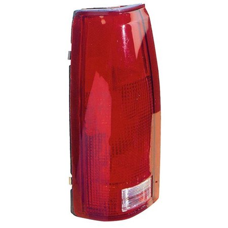 - Go-Parts » 1992 - 1999 GMC C2500 Suburban Tail Light Lens - Left (Driver) Side 16506355 GM2808108 Replacement For GMC C2500 Suburban