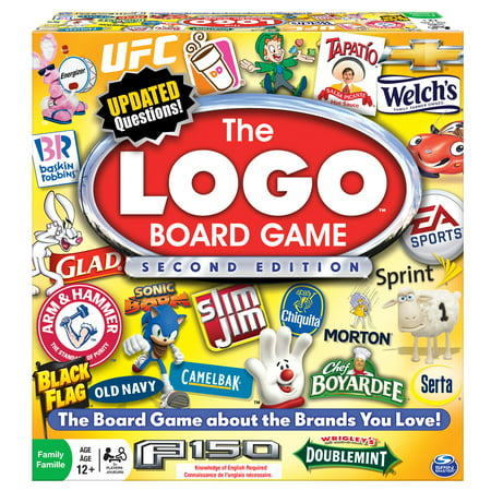 Lotto Board Game (Spin Master Games, Logo 2nd Edition Board Game )