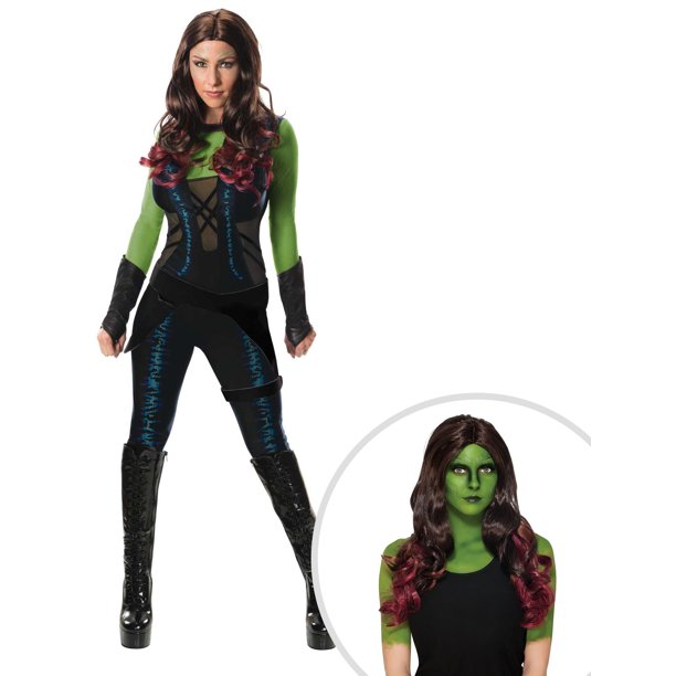 Gamora sexy