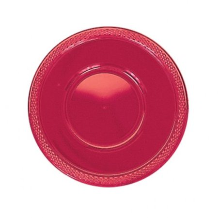 12 Oz Pls Bowl 20 Ct-Apple Red 20ct [Toy] (Apple Bowl)