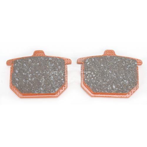 EBC Semi Sintered V Brake Pads Front (2 sets Required) Fits 1980 Honda GL1100 Gold Wing