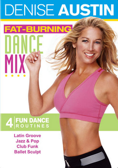 Denise Austin: Fat-Burning Dance Mix (DVD) by Lions Gate Home Entertainment