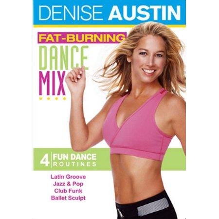 Denise Austin: Fat-Burning Dance Mix (DVD)](Austin Power Fat Bastard)