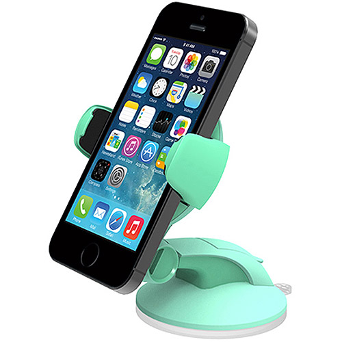 iOttie Easy Flex 3 Car Mount Holder for iPhone 5/5C/5S/6/6S/SE, Galaxy S5/S6/S7, S6/S7Edge, Black
