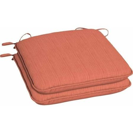 Better Homes and Gardens Outdoor Universal Seat Pad, Coral