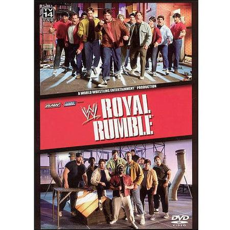 WWE: Royal Rumble 2005 (Full - Royal Rumble Winners