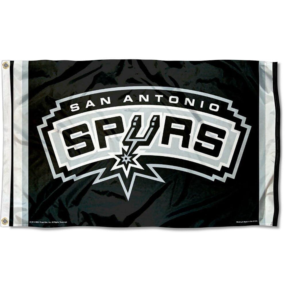 San Antonio Spurs NBA Flag